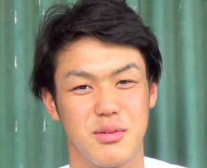 高橋光成投手「フレッシュオールスターゲーム2015」
