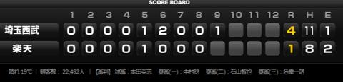 試合トップ   埼玉西武ライオンズ オフィシャルサイト (58)