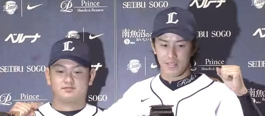 岸孝之投手4勝目森友哉選手初の満塁ホームラン
