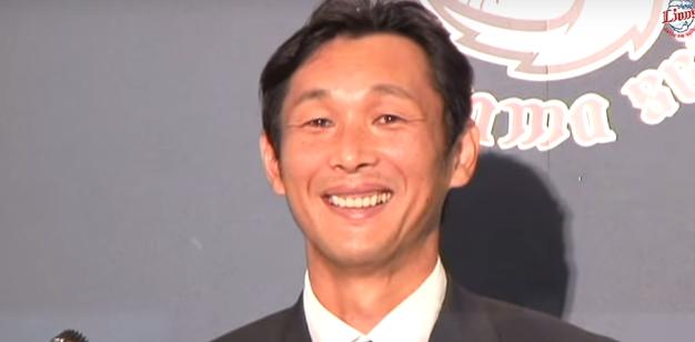 埼玉西武ライオンズ西口文也投手引退会見