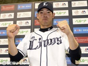 秋山翔吾選手のサヨナラ打