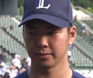 【プロ野球パ】8回無失点で5勝目!十亀のクールなヒーローインタビュー 2015 06 20 Bs-L - YouTube