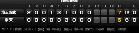 試合トップ   埼玉西武ライオンズ オフィシャルサイト (62)
