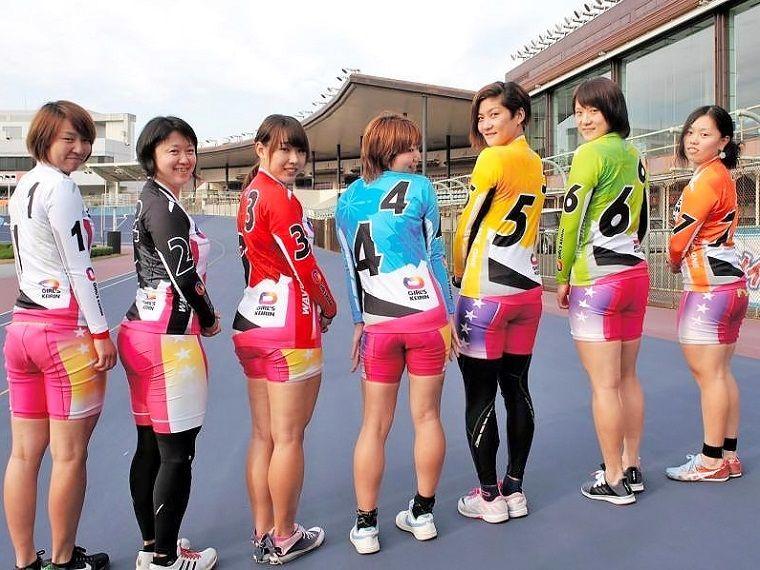 ガールズケイリン(女子競輪)選手 [無断転載禁止]©bbspink.comYouTube動画>11本 ->画像>189枚