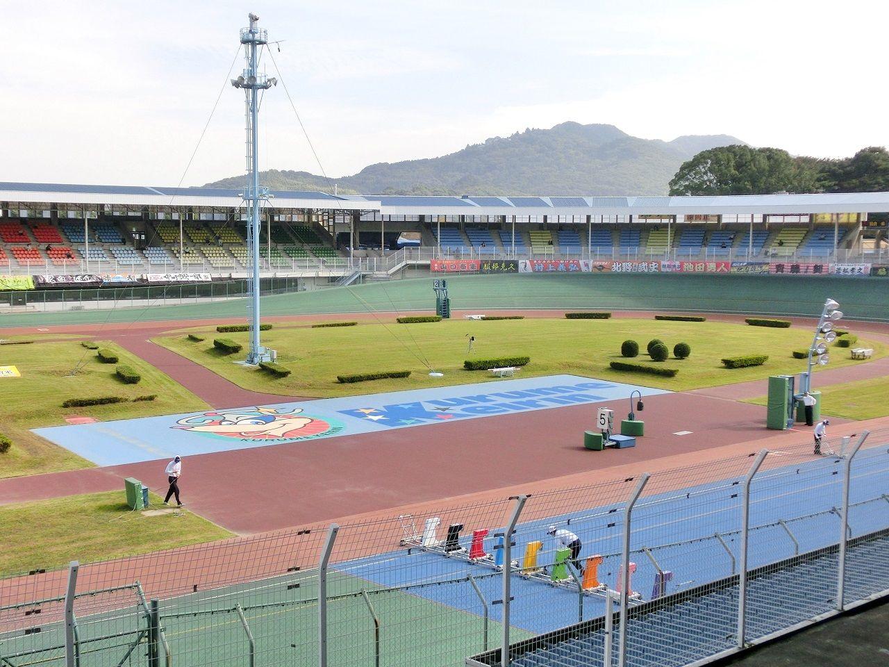 Image result for 久留米競輪場
