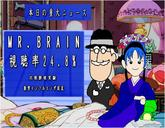「MR.BRAIN」初回視聴率24.8%獲得!