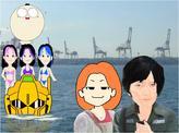魅惑の超巨大東京湾セット