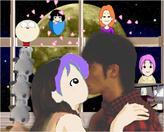 フルムーンのキスは月でモチつく感じのセット