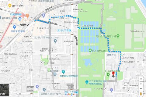 さつき館地図