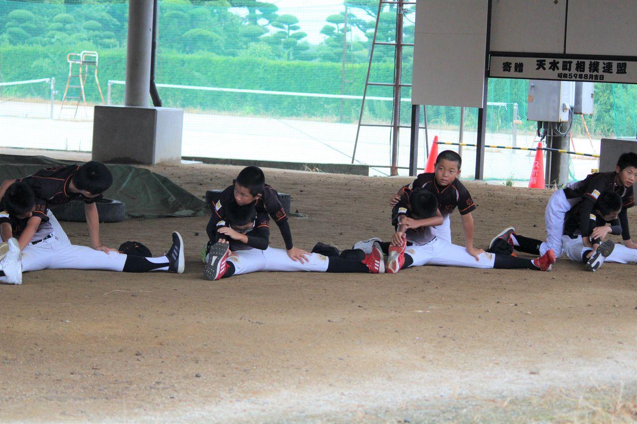 軟式 熊日旗 2020 学童 野球