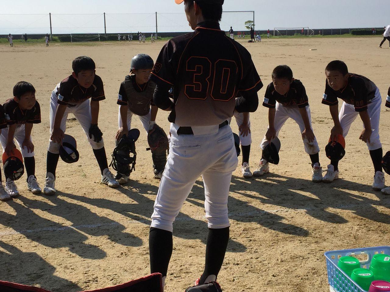 軟式 熊日旗 野球 2020 学童