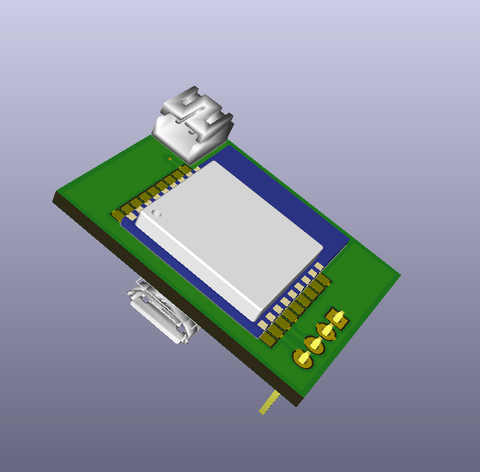 Weather Project_kicad