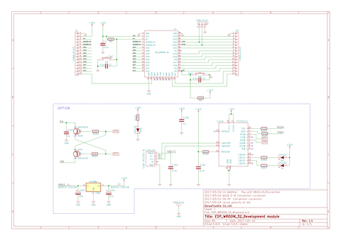 ESP_WROOM_32_Development module