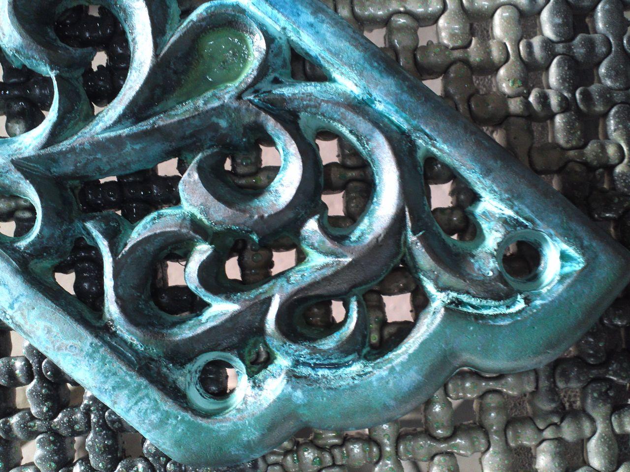 サビ 緑青