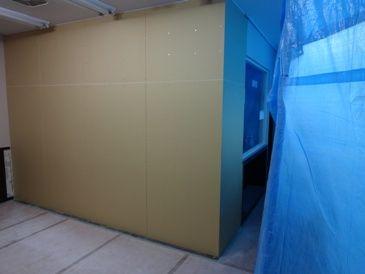 調剤室改装3
