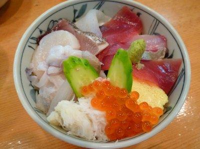 大寿司スペシャルランチ (3)