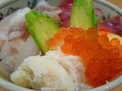 大寿司スペシャルランチ (4)
