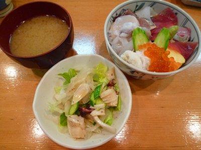 大寿司スペシャルランチ