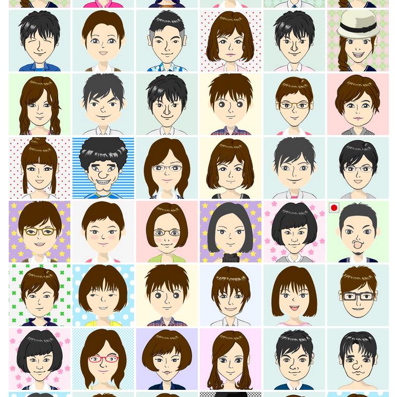 フリーの似顔絵作成サイトのキャラトア : daksonの ...: blog.livedoor.jp/dakson/archives/67516184.html