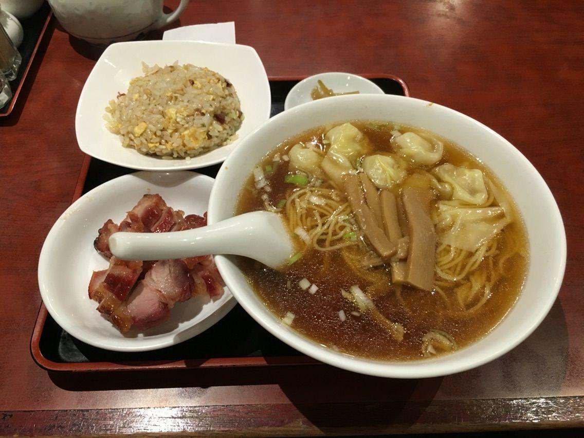 Dales Mivisのラーメン&一人飲み   小川町の「中華料理 太一」で半チャーハンセット コメント