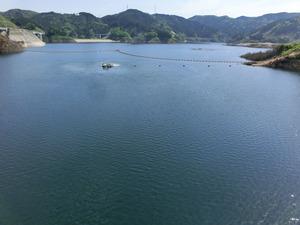 五ケ山ダム③