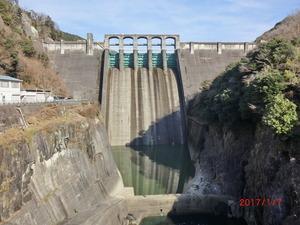 丸山ダム①