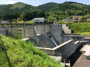 遠野第二ダム