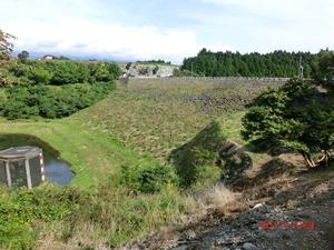 大倉川ダム