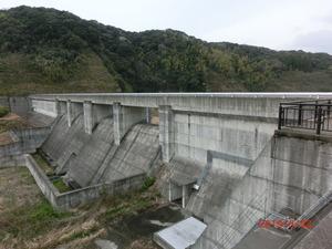 西之谷ダム