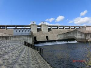 美利河ダム