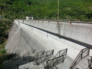 宮ノ川ダム