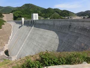 五ケ山ダム①