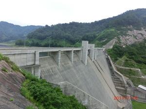 横川ダム(山形)