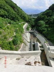 浅川ダム④