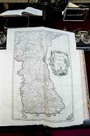 スペイン古地図 独島2
