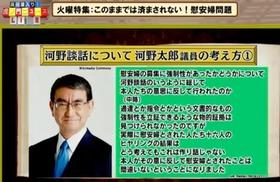 4虎ノ門ニュース 慰安婦問題