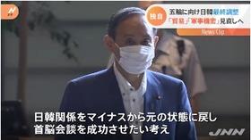 ムン菅義偉会談2