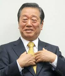 小沢一郎安倍