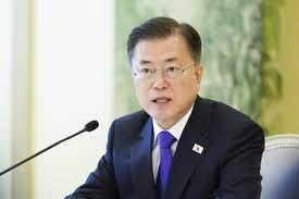 米韓首脳会議後 文在寅