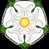 ヨーク家の家紋、白薔薇