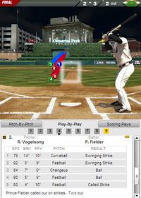 2012年10月27日 WS Game3 ボーグルソンvsフィルダー
