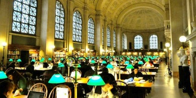 Boston Public Library(旧館)