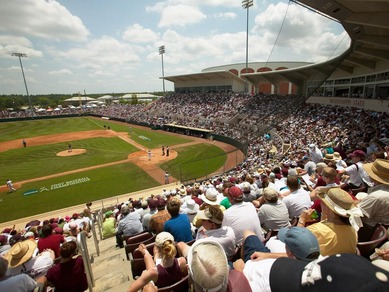 Dudy Noble Field, Polk-DeMent Stadium