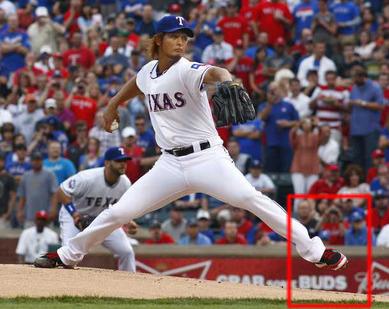 2012年4月9日 MLBデビュー登板のダルビッシュ