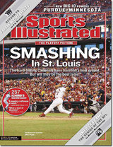 スポーツ・イラストレイテッド2004年10月4日号表紙