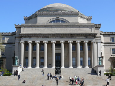 Low Memorial Library, Columbia University