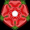 ランカスター家の家紋、赤薔薇