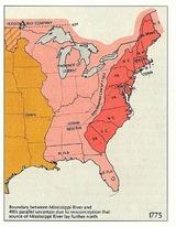 植民地時代のアメリカ(13植民地)