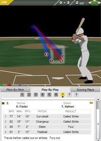 2011年9月26日 投手ダグ・フィスター トラビス・ハフナー 三振