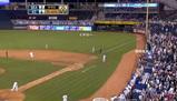 2009年8月4日 イチローファインプレー(守備位置、捕球位置つき)